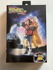 Back To The Future Part 2 - 7? Scale Action Figure - Ultimate Marty McFly NECA