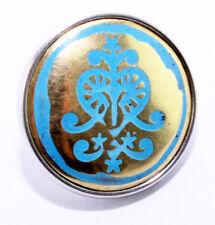 Neu Noosa Amsterdam Chunk CRF-144-04 Erzulie blue gold powderstone brass Chunks