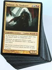***Custom Commander Deck*** Nekusar the Mindrazer - Wheel - EDH Mtg Magic Cards