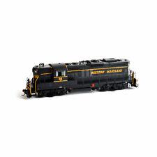 Western Maryland GP9 Locomotive #34 DCC Ready HO - Athearn Genesis #ATHG62584