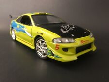 Brian's 1995 Mitsubishi Eclipse The Fast and the Furious 1/18 Racing Champions