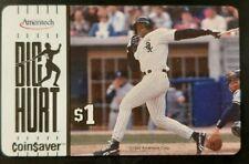 Ten (10)  Big Hurt, Frank Thomas Ameritech Promo Phone Cards 1994
