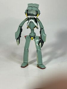 FLCL Canti Previews Exclusive Special Blue Edition Robot Kanchi Figure Kaching