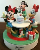 "Disney Grolier 1992 ""Christmas Cookies""  LIMITED EDITION!! Minnie Mouse"