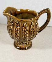 Vintage Shorter And Son LTD England Pottery Pitcher Creamer 4.5""
