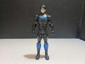 "Mattel DC Comics Batman Missions Nightwing 6"" Action Figure"