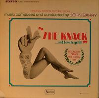 "East - Soundtrack - the Knack - John Barry 12 "" LP (L943)"