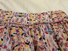Parker Mini Multi-colored Skirt