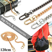 Replacement Purse Bag Chain Strap Handle Shoulder Crossbody Handbag Bag Metal US