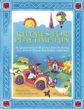 Rhymes for Playtime Fun-ExLibrary
