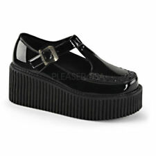 Buckle High (3 in. and Up) Patent Leather Heels for Women