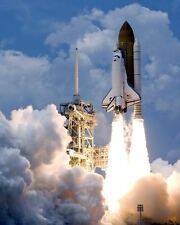 SPACE SHUTTLE ATLANTIS STS-125 LIFTOFF 8x10 PHOTO NASA