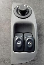 Platine interrupteur leve vitre gauche Megane 1 phase 2 7700429070 7700429992 F