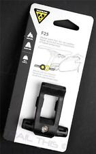 Topeak F25 Wedge Bag / Pack Fixer for Rail Saddles QuickClick Road / MTB Bicycle