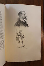 Jean Patricot peintre Figures Contemporaines Mariani Biographie 1904 1/150 ex.