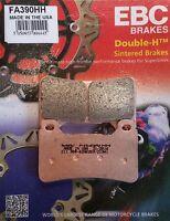 EBC/FA390HH Sintered Brake Pads (Front) - Honda CBR600RR, CBR1000 FireBlade