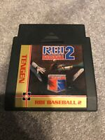 R.B.I. Baseball 2 (Nintendo Entertainment System, 1990) Working Game Only