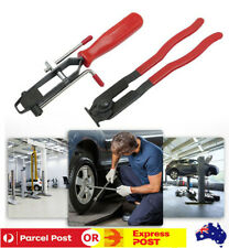2Pcs Ear Type CV Joint Boot Clamp Pliers Set Car Push Banding Install Kit Tools