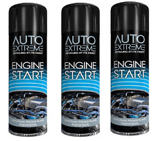 3 X 300ml Engine Starter Spray Jump Start Cold Start Easy Start Diesel Petrol