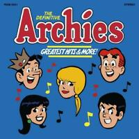 The Archies - Definitive Archies - Greatest Hits & More [Blue Vinyl] NEW Sealed
