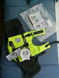 VIVAGLORY  Dog Life Jacket Vest Extra SMALL