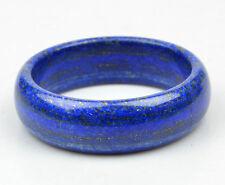 60.5mm Rare Natural Lapis Lazuli Gemstone Bangle Bracelet