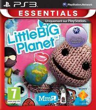 NEUF - jeu LITTLE BIG PLANET 1 pour PLAYSTATION 3 PS3 en francais game spiel NEW
