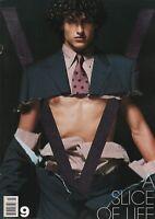 V Magazine #9 Mario Testino Greg Kadel Larry Clark Wong Kar-Wai 052318DBF