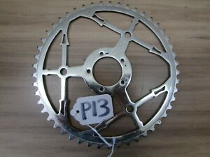 ARROW STEEL CHAINRING 49t  x 3/32nd GOOD CONDITION  50bcd