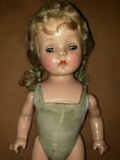 New ListingComposite? Doll Cloth Body Braids Jointed Needs Tlc