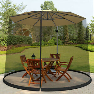 Green Strong Camel Outdoor Patio Umbrella Cover Waterproof Market Patio Umbrella Cover with Zipper,Fits 10-13 Umbrella