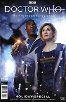 Doctor Who 13th Doctor Holiday Special Comic 1 Cover B Photo Variant 2019 Houser