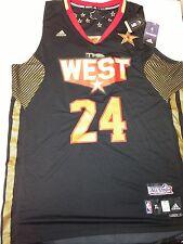 Rare Kobe Bryant Authentic Limited Edition NBA AllStar Swingman MVP Jersey XXL