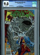Amazing Spider-man # 328 CGC 9.0 1984 Marvel Comics McFarlane KB21