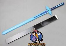 SWORD ART ONLINE Spada legno DARK REPULSER cosplay KIRITO, 105 cm woodden sword