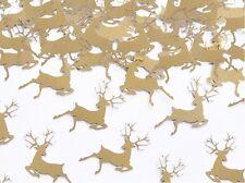 Konfetti Rudolph Rentier / Streudekoration Weihnachten Geschenke Tischdekoration