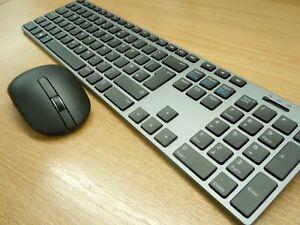 Dell KM717 Premier Wireless Cordless Keyboard & WM527 Mouse Set UK