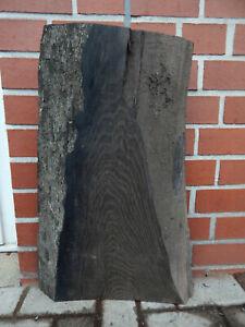 A5 Mooreiche 64x43 Bohle Bog Oak Altholz Drechselholz Kantel Pen Pipe Skulptur