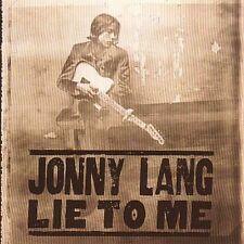 Jonny Lang - Lie to Me [New CD]