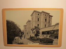 Abbazia / Opatija Kroatien - Hotel Quarnero - 1899 / Lichtdruck - KAB