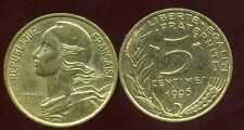 5 centimes 1996   MARIANNE    4 plis   ( bis )  SUP +