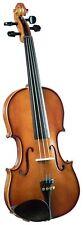 Cremona SV-130 Premier Novice Beginners Student Violin 4/4 Size w/ Case