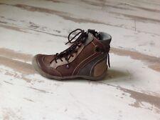P28 - Chaussures Fille NOEL NEUVES - Modèle IBIS BRUN (101.50 €)