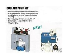 Coolant Pump Kit For Drilling Milling And Lathe Machine