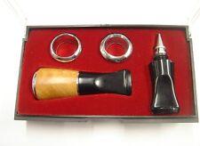 Doyar's Cigar Holder Set (Real Briar)