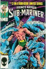Prince Namor the Sub-Mariner # 3 (of 4) (USA, 1984)