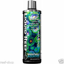 Brightwell Liquid Reef 250 ml Concentrated Reef Build Complex FREE USA SHIPPING!