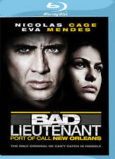 Bad Lieutenant: Port of Call New Orleans (Blu-ray Disc, 2010) FREE SHIPPING