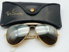 Ray Ban B&L USA B15 TGM For Driving 58mm Outdoorsman Aviator Sunglasses
