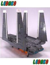 LEGO Komplett Set MOC für Star Wars Zeta Class Shuttle Rouge one by ledako